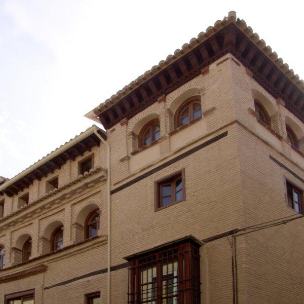 Fachada Palacio de los Navas