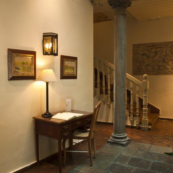 Lobby Palacio de los Navas
