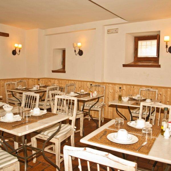 Cafeteria Palacio de los Navas