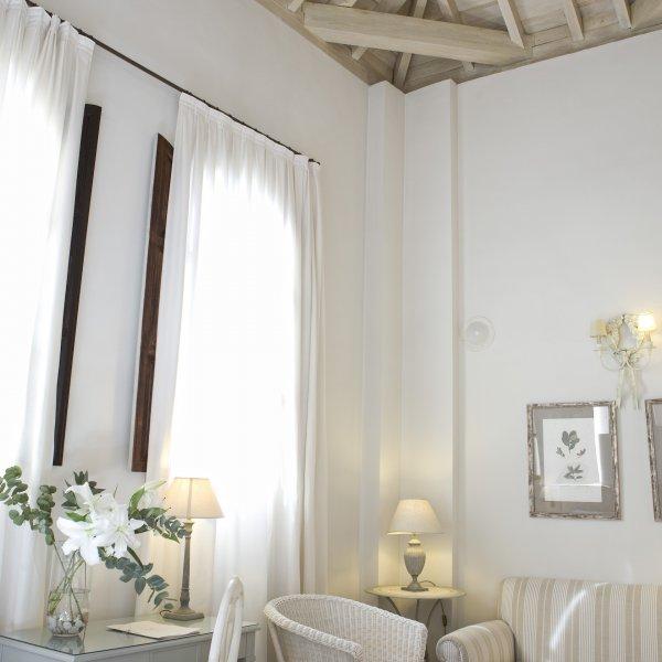 Habitacion Doble Premium Palacio de los Navas